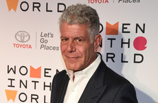 Anthony Bourdain's apology letter to Josh Homme's daughter is classic Bourdain magic