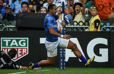 Samoa put one foot in Ireland's World Cup pool by snapping two-year losing streak