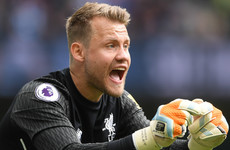 'I didn't play in the last few months at Liverpool' - Mignolet hints at summer exit