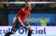 Iniesta plays like he is wearing a suit - Maradona
