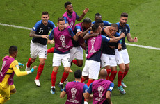 Mbappe stars with a brilliant double as France dump Argentina out of the World Cup