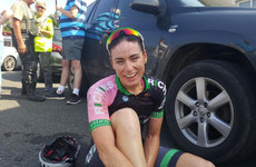 'I will wear that jersey with pride' - Paralympian Eve McCrystal crowned National Road Race champion