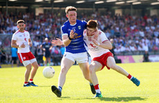 Cavan put up strong fight but Tyrone finish with a flurry to advance