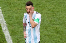 Facing an uncertain future, Lionel Messi avoids media after Argentina crash out of World Cup