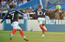 PSG duo eclipse Messi and Ronaldo on unforgettable day