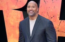 The Rock actually came for Charlie from Busted after he slagged his movie