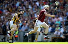 Kilkenny hit three injury-time scores to send Leinster hurling final with Galway to a replay