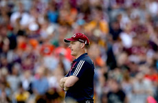 'Over the last number of weeks people were getting carried away' - Galway boss Donoghue