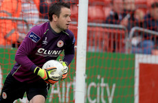St Patrick's Athletic announce the return of club legend Clarke