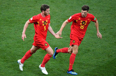 Belgium come from two down to break Japanese hearts in World Cup classic