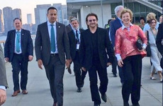 Bono warns UN is 'under attack' as he issues rallying call for Irish security council seat
