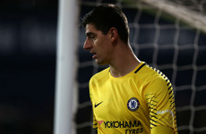Courtois: 'My children live in Madrid...I'm going to do something to see them more'