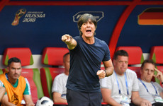 Germany boss Loew has avoided the sack despite disastrous World Cup campaign