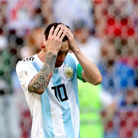'Being upset on Messi's behalf is like writing to celeb magazines lamenting Jennifer Aniston�s failed relationships'