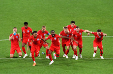 England end penalty shootout hoodoo to reach last eight
