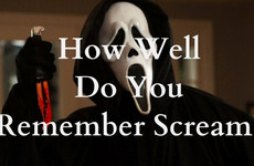How Well Do You Actually Remember Scream?