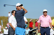 'There are other things in my life that are more important than golf'
