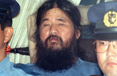 Leader of Japanese doomsday cult executed