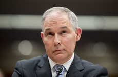 Trump's environment chief quits amid investigations into first-class flights and $50-a-night apartment lease