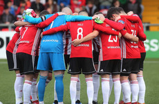 Debut boy Roy gives Derry comeback win over Limerick