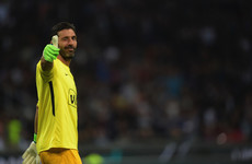 PSG complete the capture of Juventus legend Buffon on one-year deal