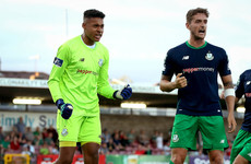16-year-old goalkeeper the hero as Cork City fall further behind Dundalk