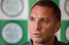 'Celtic supporters were voted the best in the world' - Brendan Rodgers on racism claims