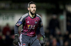 McNulty likely to miss Champions League opener as injuries mount for Cork City