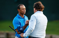 Tiger Woods and Phil Mickelson in talks for $10 million golf showdown