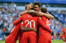 The absence of the 'Golden Generation' has freed England
