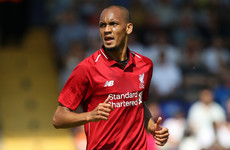 Fabinho and Keita debut for Liverpool in 7-0 friendly win