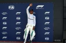 Emotional Hamilton secures record sixth British Grand Prix pole