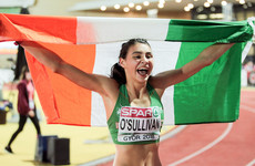 Sophie O'Sullivan wins 800m silver medal for Ireland at the European Championships