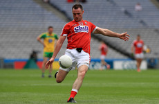 Cork All-Ireland winner O'Connor brings inter-county career to an end
