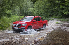 Review: We drove Mercedes' new posh pickup truck - the potent V6 X-Class