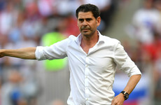 Fernando Hierro quits Spain role after World Cup disappointment