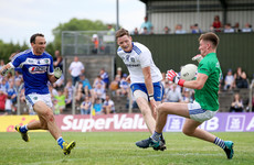 Monaghan withstand late Laois rally to book their place in Super 8s