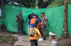 Eight down, five to go as rescue efforts to resume tomorrow in Thai cave