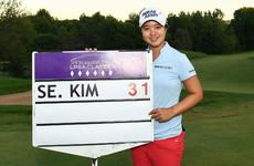 31-under-par score sees Kim Sei-Young smash golfing records