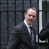 Dominic Raab appointed as new UK Brexit secretary