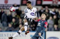 'I'm sad to say my time here is up' - Dundalk striker departs after short stint