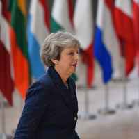 With her Brexit secretary gone, are Theresa May's days numbered?