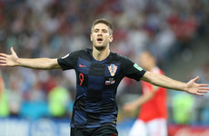 Croatia star recalls 'great experience' in Premier League