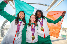 Ireland's young athletics stars return home to heroes' welcome