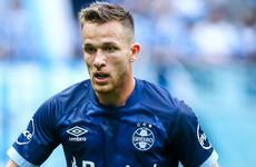 Barcelona wrap up €40m deal for Brazilian Arthur