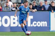 Former Ireland U21 international signs for Linfield following Limerick departure