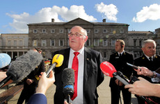 Gerard Craughwell says he'll do his utmost to challenge Michael D for the presidency
