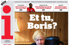 'Et tu, Boris?' - British papers react to Boris Johnson's resignation