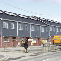 Residents happy with rapid-build homes - but some still feel a prevailing sense of insecurity