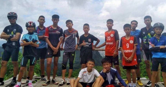 So who exactly is Ekapol Chanthawong, the football coach who led the Thai children into the cave?